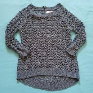 Kenar crochet sweater